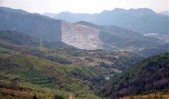 河南矿山整治,上百个石材品种受影响